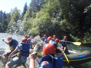 rafting-party